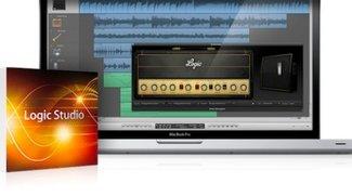 Wartungsupdates für Logic Pro und Logic Express