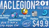 MacLegion Bundle: DevonThink Pro und weitere Mac-Apps mit 90 Prozent Rabatt