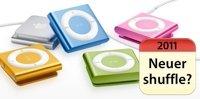 iPod shuffle 5. Generation: Zeit für ein neues Modell?