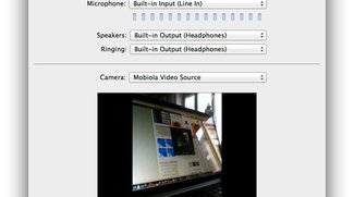 Mobiola Web Camera: iPhone und iPad als Webcam für den Mac