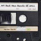 Neue Bands 2011: Sampler mit 40 MP3s kostenlos downloaden