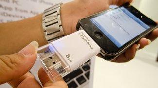 i-FlashDrive: Juhuu, ein USB-Stick für iPad/iPhone! (IFA)