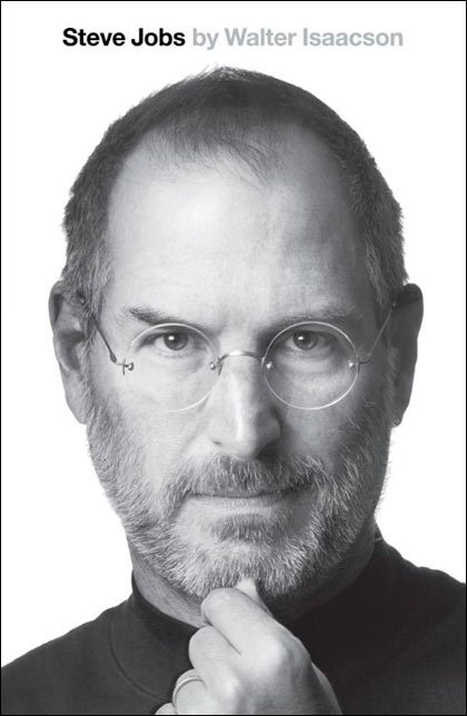 Fail of the Day: Das deutsche Cover der Steve Jobs Biografie