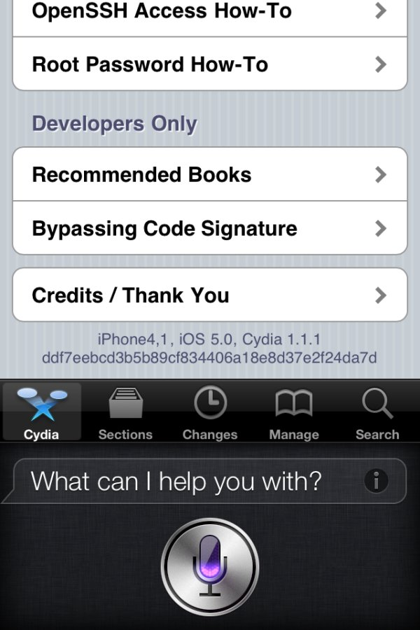 iPhone Dev Team: iPhone 4S jailbroken!