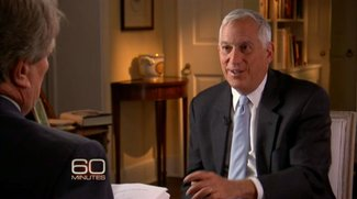 "Vid of the Day: ""60 Minutes"" über Steve Jobs mit Biograph Walter Isaacson"