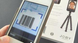 iPhone-App: Barcode-Scanner für Preisvergleiche