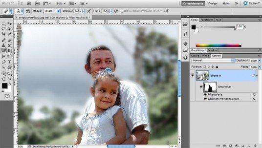 Photoshop-Filter anwenden – so gehts