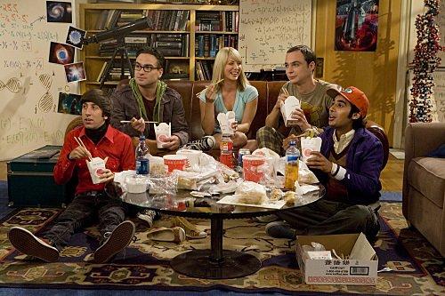 Star Wars zu Besuch bei The Big Bang Theory