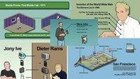 Vid of the Day: Die Geschichte des iPhones - Animierte Infografik