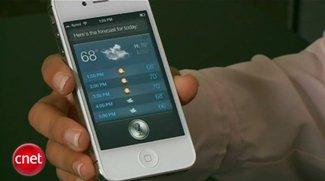 Video: Erstes Siri Hands-on