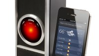 IRIS 9000: HAL9000-Dockingstation mit Fernbedienung für iPhone 4S
