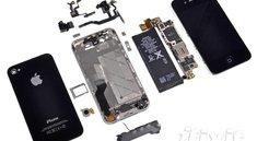 Teardown: iPhone 4S unter der Lupe