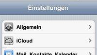 Probleme mit iOS 5: Wenn die Daten weg sind...