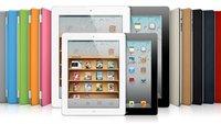 iPad mini: Gerüchte über günstigeres oder kleineres Tablet