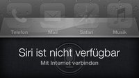 Siri im iPhone 4S: Mehr Rechte für das Apple-Baby!