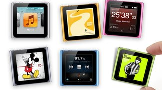 iPod shuffle und nano wohl mit kleineren Neuerungen - neue iPod-touch-Modelle