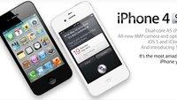iPhone 4S: Viel Neues im alten Design
