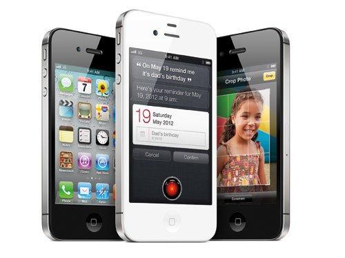 iPhone 4S HAL9000