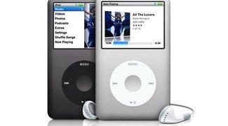 iPod classic: Weiterhin erhältlich