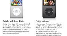 iPod classic: Apple stellt Verkauf von Spielen ein