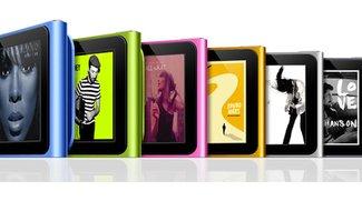 iPod nano 2011: Software verbessert - Hardware unverändert
