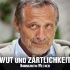 """Konstantin Wecker: """"Empört Euch"""" kostenlos legal downloaden vom neuen Album """"Wut und Zärtlichkeit"""" (mit Hannes Wader) [Free-MP3]"""