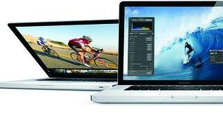 MacBook Pro: Neue Modelle später als erwartet