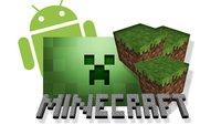Minecraft für Android Pocket-Edition