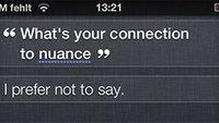 Nuance im Gespräch: Siri, Know-How und Testballons