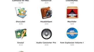 Mac-Bundle von StackSocial: 10 Apps für 36 Euro