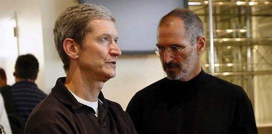 Mitarbeiterzufriedenheit: Tim Cook erreicht Steve Jobs' Höchstwert