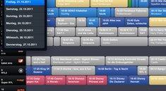 Tivizen und EyeTV Mobile jetzt mit Programmübersicht