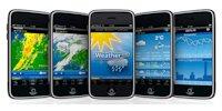 WeatherPro for iPhone und WeatherPro for iPad 2.5