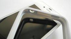Apple Bumper für iPhone 4(S): wie angegossen, aber umstritten