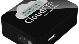 CloudFTP: USB-Cloud-Adapter für iPhone und iPad [Kickstarter]