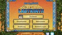 Das verrückte Labyrinth als App für iPad und iPhone