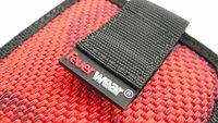 Feuerwear Mitch: iPhone-Tasche aus echtem Feuerwehrschlauch