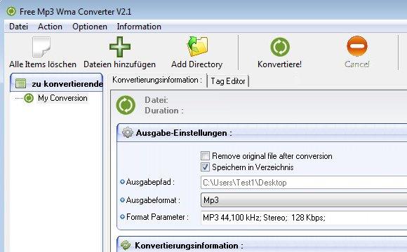 Free-MP3-WMA-Converter