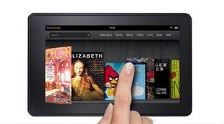 iPad-Konkurrenz: Kindle Fire könnte iPad-Verkaufszahlen sogar steigern - Dell stellt weiteres Streak-Modell ein