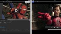Videothek für iPad: Lovefilm veröffentlicht App