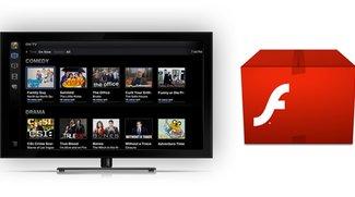 Open-Screen vor dem Aus: Adobes Flash-Exitus zieht seine Kreise