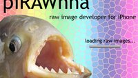 RAW-Bildbearbeitung auf dem iPhone mit piRAWnha