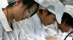 Apple-Zulieferer in China: 1000 Mitarbeiter protestieren gegen hohe Zahl an Überstunden