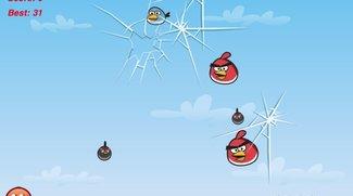 Kostenloses iPhone-Spiel Cut the Birds