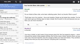 Google Mail: iPhone- und iPad-App jetzt wieder erhältlich