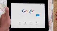 Google-Suche: Update für iOS-App bringt neue iPad-Benutzeroberfläche