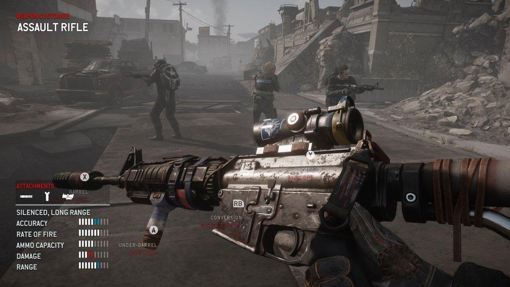 Homefront - The Revolution: Koop-Modus und Waffen-Modifikationen sollen für Spielspaß sorgen.