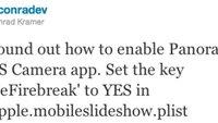 Panoramabilder mit dem iPhone: Versteckte Funktion in iOS