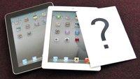 iOS 5 mit iPad 3-Hinweis, Version 5.0.2 später als gedacht