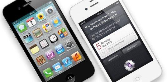 iPhone 4S für weißes iPhone 4: Gratis-Upgrade im Garantiefall